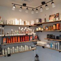 Hair Studio 1208 - Wella & Holistix products